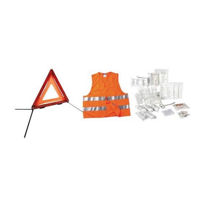 Kit d'urgence et de premiers soins