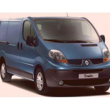 Housses pour Renault Trafic 2 (2001-2014)
