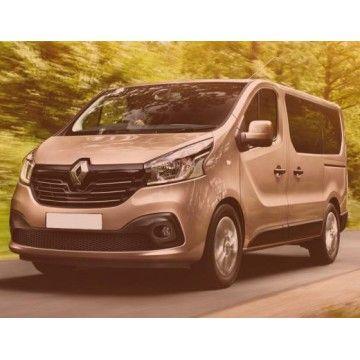 Housses pour Renault Trafic Passenger - minibus 9 places