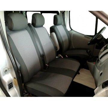 Housses pour Opel Vivaro Combi 9 places