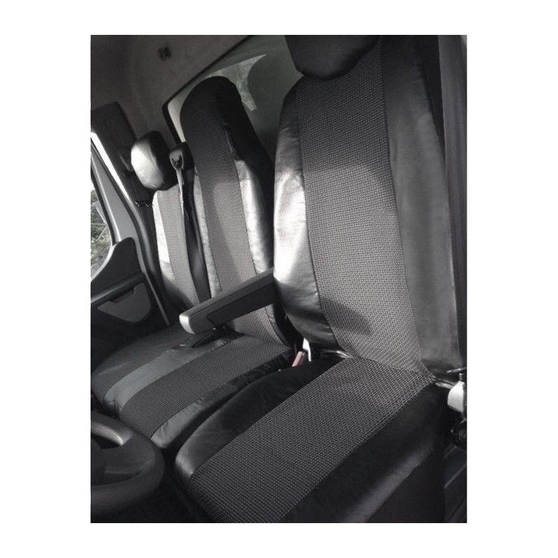 Housses de siège pour Renault Master 3