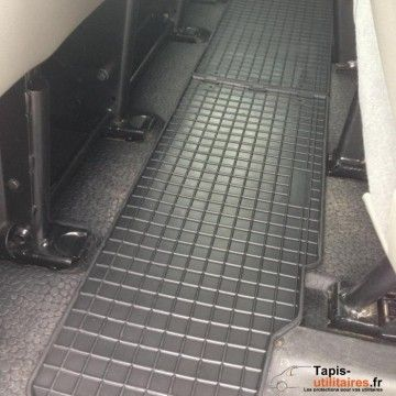Tapis pour Opel Vivaro Combi 8-9 places - minibus