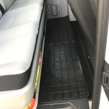 Tapis pour cabine approfondie de Ford Transit 2T