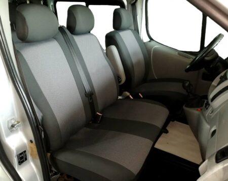 housses renault trafic passenger 9 places