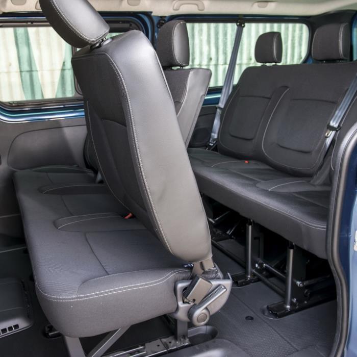 Tapis et housses pour minibus