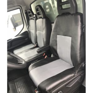 housse iveco daily simili cuir
