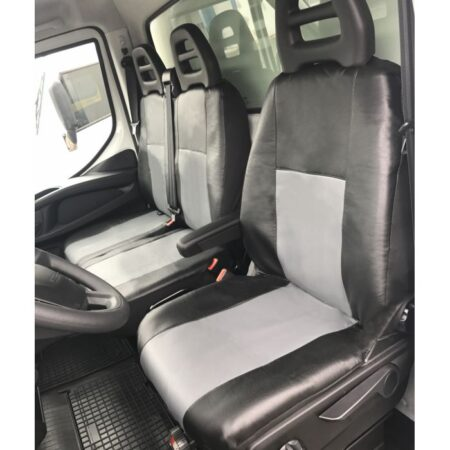 housses pour iveco daily 3 tissu ou simili cuir robuste sur mesure. Black Bedroom Furniture Sets. Home Design Ideas