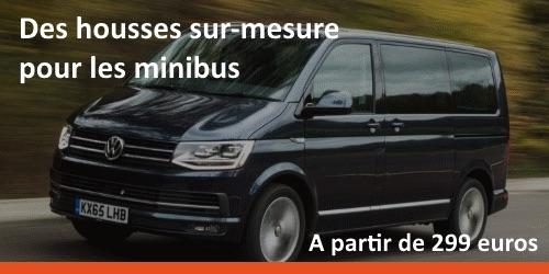 Housses pour minibus