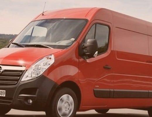 Seuil de porte Opel Movano
